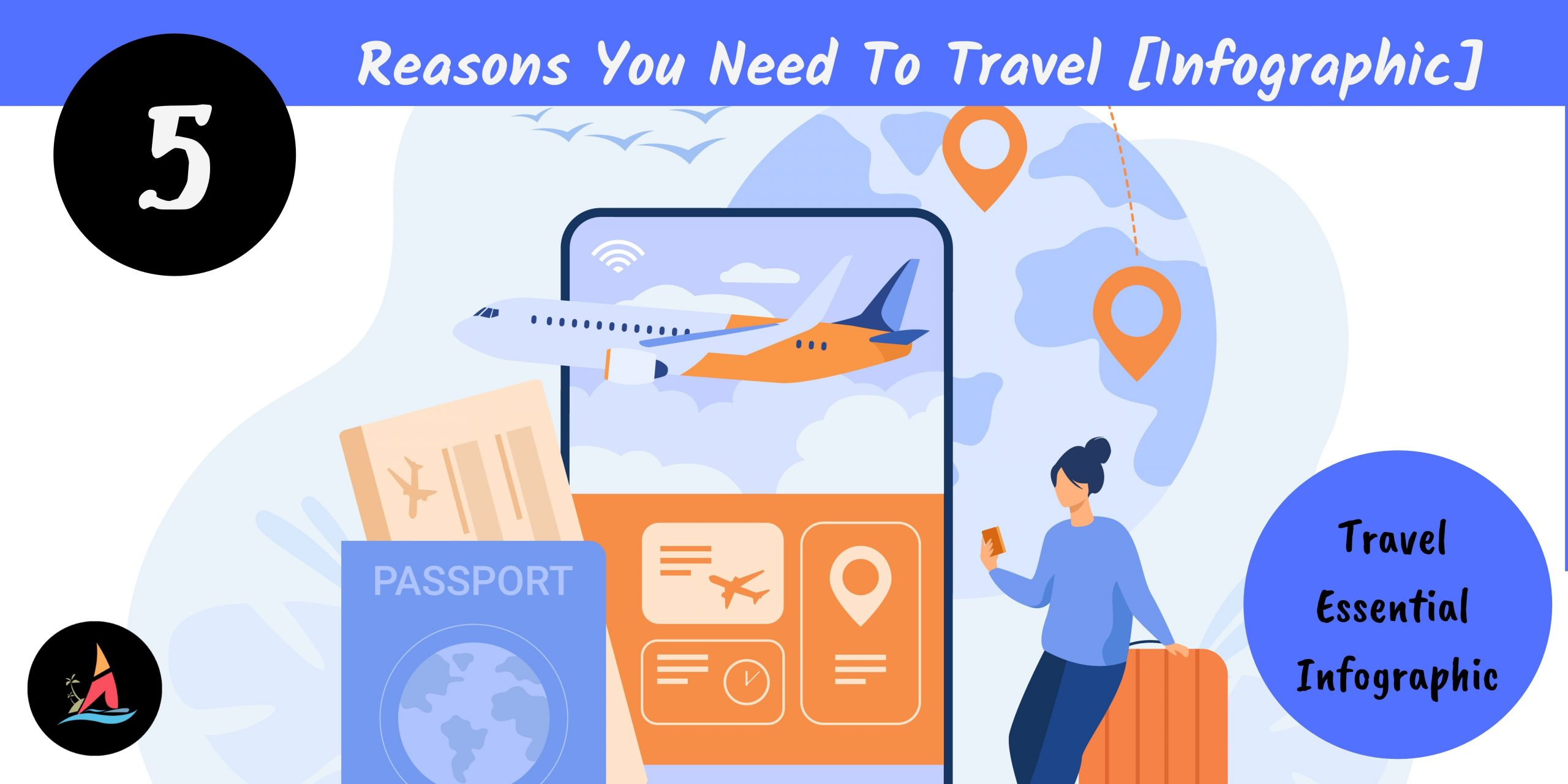 5 Reasons You Need To Travel